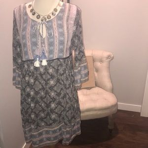 Knox Rose dress in pretty pastel colors!